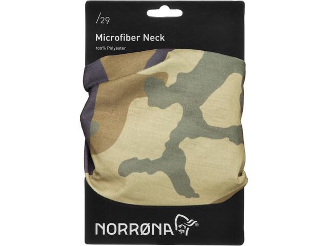 Norrøna /29 Microfiber Ochrona szyi oliwkowy